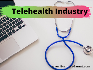 COVID 19 Digital transformation in telehealth Industry business gamut