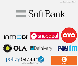 SoftBank Investment in India